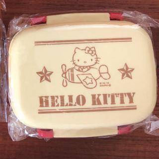 ハローキティ - 可愛い❣️ハローキティちゃん⭐️弁当箱&ビッグ洗濯バサミセット