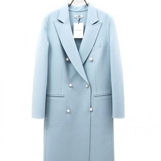 MADISONBLUE - 最新作 新品 マディソンブルー ロングコート ブラック01