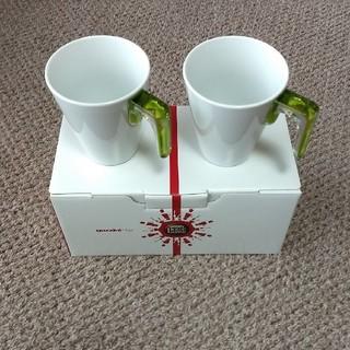ネスレ(Nestle)のドルチェ グスト グッチーニ マグカップ 2個(グラス/カップ)