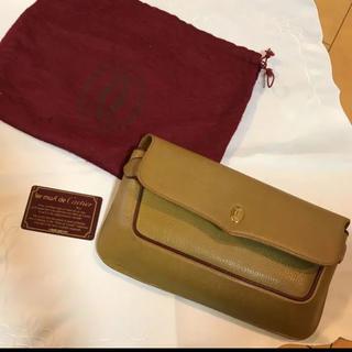 カルティエ(Cartier)のカルティエ マストコレクション クラッチバッグ(クラッチバッグ)