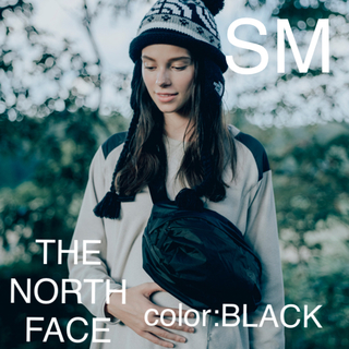 ザノースフェイス(THE NORTH FACE)の完売品 ノースフェイス マタニティマイクロフリースワンピース ブラック SM(マタニティワンピース)