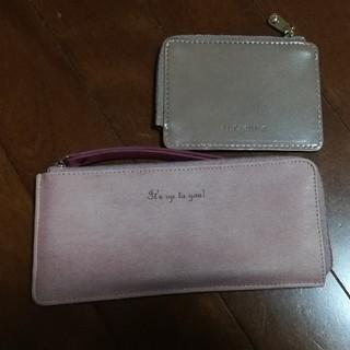 フェリシモ(FELISSIMO)のフェリシモ 財布とカード入れ セット(財布)