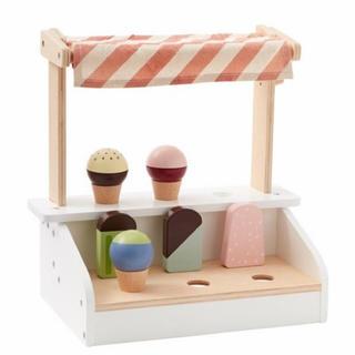 ボーネルンド(BorneLund)のキッズコンセプト アイスクリームショップセット(知育玩具)