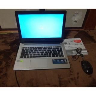 エイスース(ASUS)のASUS ゲーミングPC  i3/SSD240GB/4GB/グラボ搭載/オフィス(ノートPC)