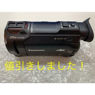 Panasonic - 超美品!Panasonic4Kビデオカメラ ハイエンドモデル
