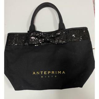 ANTEPRIMA - ANTEPRIMA リボン スパンコール トートバッグ