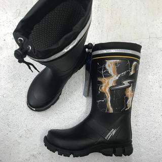 ムーンスター(MOONSTAR )の長靴 防寒仕様 23cm  スパイク付き(長靴/レインシューズ)