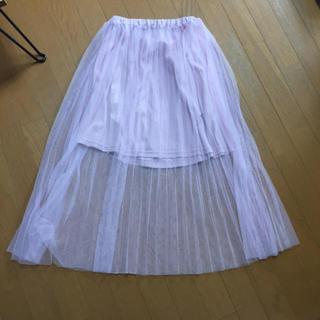 ウィゴー(WEGO)のスカート(ロングスカート)