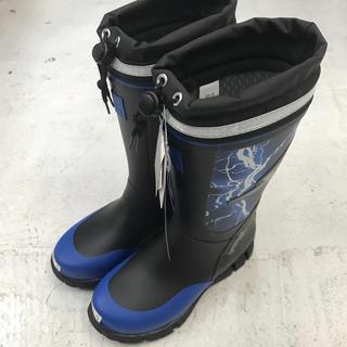 ムーンスター(MOONSTAR )の長靴 21cm  バネのチカラ(長靴/レインシューズ)