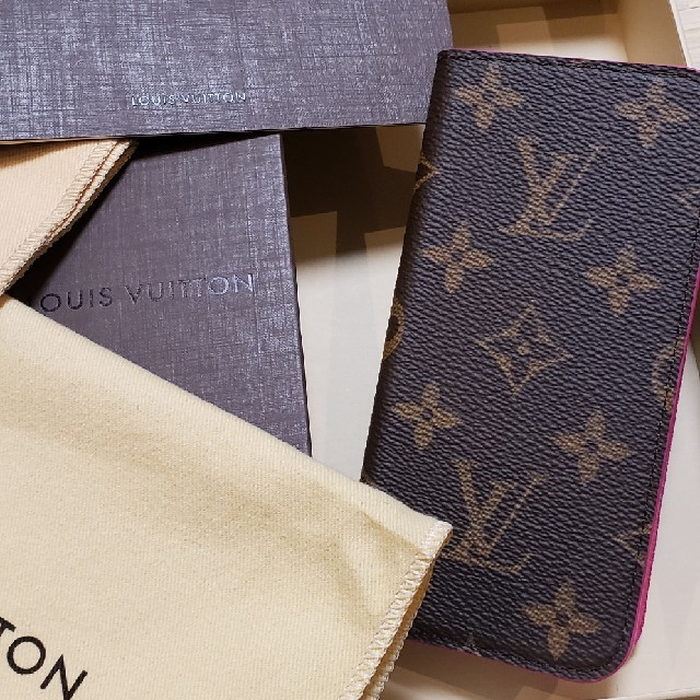 LOUIS VUITTON - ルイヴィトン iphone6用ケース 新品 正規品の通販