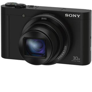 SONY - SONY Cybershot DSC-WX500 ブラック