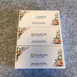 セイカツノキ(生活の木)の✳︎新品✳︎ マリエン薬局 メディカルハーブドロップ 3箱 のど飴(その他)