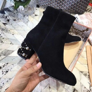 miumiu  ブーツ  22.5-25cm