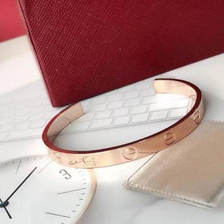 Cartier - カルティエ ラブオープンブレスレット