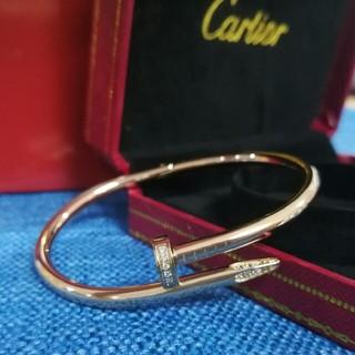Cartier - 素敵❤️ Cartier カルティエ ブレスレット バングル ピンクゴールド