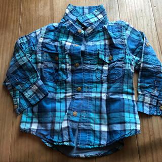 ギャップ(GAP)のGAP  95サイズ 長袖シャツ(ブラウス)