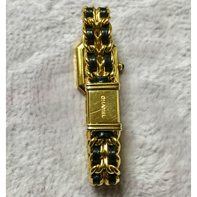 CHANEL(シャネル)のナル様 専用ページ CHANEL シャネル プルミエールL 腕時計 レディースのファッション小物(腕時計)の商品写真