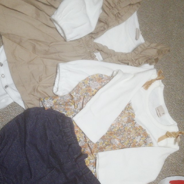 petit main(プティマイン)のプティマイン 80セット キッズ/ベビー/マタニティのベビー服(~85cm)(その他)の商品写真