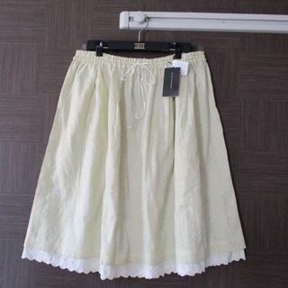 イーストボーイ(EASTBOY)の新品 イーストボーイ 花柄スカート 15 大きいサイズ(ひざ丈スカート)