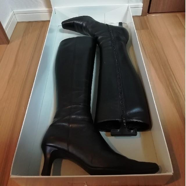 DIANA(ダイアナ)の【美品】DIANA ロングブーツ レディースの靴/シューズ(ブーツ)の商品写真