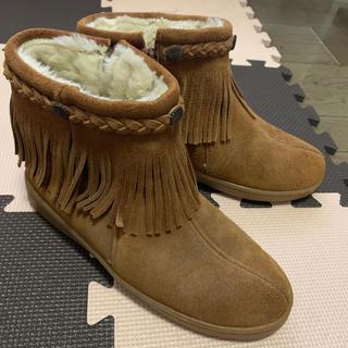 ミネトンカ(Minnetonka)のMINNETONKA ブーツ(ブーツ)