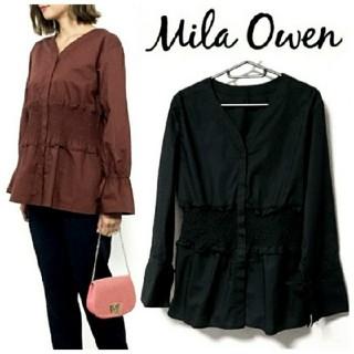 Mila Owen - ミラオーウェン ブラウス