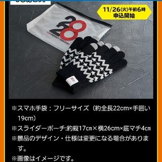 エグザイル(EXILE)のローソン LDH 手袋(ノベルティグッズ)