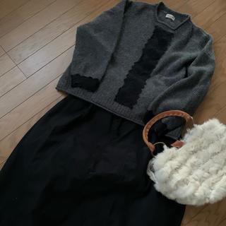 SM2 - サマンサモスモス ニットセーター