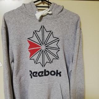 Reebok - リーボック プルパーカー デカロゴ