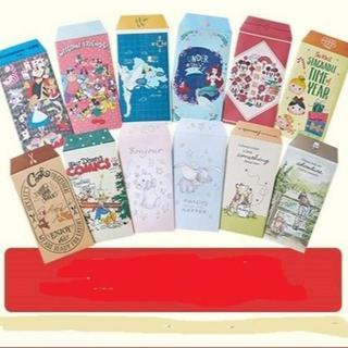 Disney - 大人気★ディズニーポチ袋缶付きポチ袋24枚入り