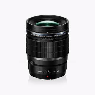 オリンパス(OLYMPUS)の極美品 M.ZUIKO DIGITAL ED 17mm F1.2 PRO(レンズ(単焦点))