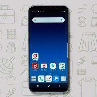 ギャラクシー(Galaxy)の【B】GalaxyS8/SC-02J/64/SIMフリー(スマートフォン本体)