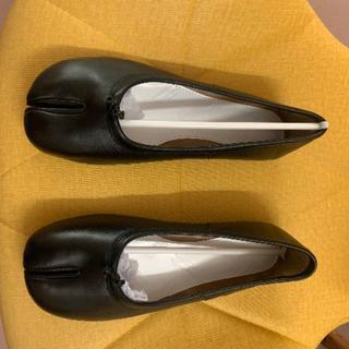 Maison Martin Margiela - メゾンマルジェラの足袋バレエシューズ   24.5cm