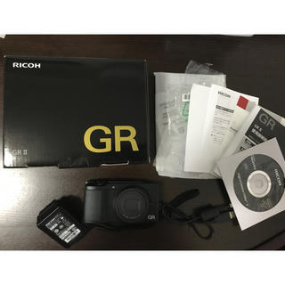 RICOH - ricoh gr2 リコー GR II デジタルカメラ