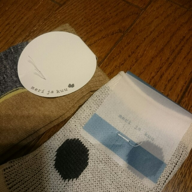 YAECA(ヤエカ)のmerijakuu レディースのレッグウェア(ソックス)の商品写真