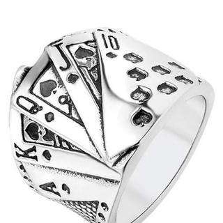リング メンズ チタン 指輪 ファッション アクセサリー