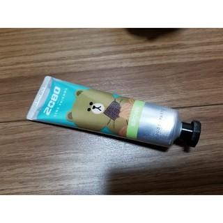 LINE FRIENDS韓国公式 ブラウン 歯磨き粉 1本(口臭防止/エチケット用品)