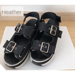 heather - Heather サンダル