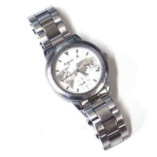 アニエスベー クオーツ 腕時計