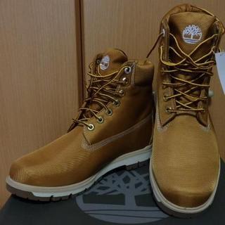 ティンバーランド(Timberland)のティンバーランド 26cm ベージュ ラドフォード キャンバス ブーツ(ブーツ)