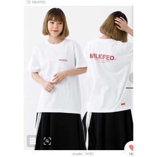 MILKFED. - MILKFED Tシャツ新品