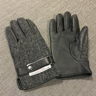 ビームス(BEAMS)の【期間限定価格】ビームスのハリスツィードグローブ(手袋)