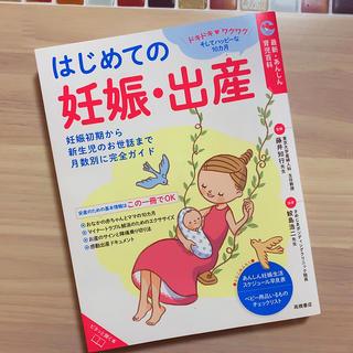 はじめての妊娠・出産 最新・あんしん育児百科(結婚/出産/子育て)
