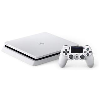 PlayStation 4 グレイシャー・ホワイト 500GB(家庭用ゲーム機本体)