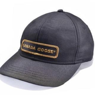 カナダグース(CANADA GOOSE)の1点のみ 手元にあり カナダグース キャップ レア 帽子(キャップ)