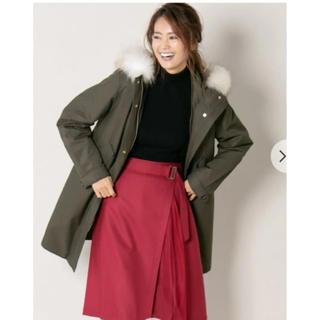 クミキョク(kumikyoku(組曲))のスカート   Aライン  膝丈スカート (ひざ丈スカート)