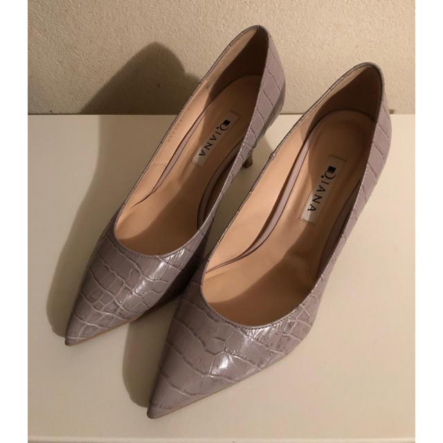 DIANA(ダイアナ)のDIANA ダイアナ パンプス 22.5cm レディースの靴/シューズ(ハイヒール/パンプス)の商品写真