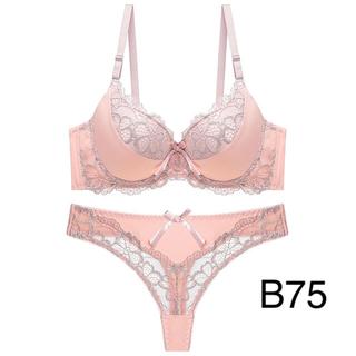 ブラ&ショーツ セット B75(ブラ&ショーツセット)