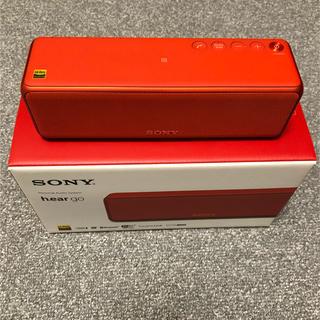 SONY - SONY Bluetoothスピーカー h.ear go SRS-HG1