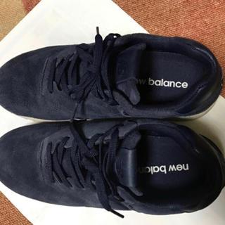 New Balance - ニューバランス 24cm